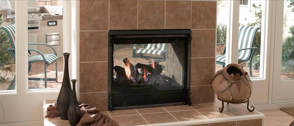California outdoor gas fireplaces from Heat n Glo | Fireplace ...